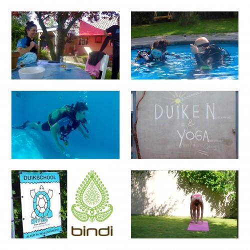 duiken & yoga