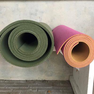 yoga matjes