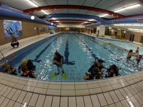 Zwembad Liendert